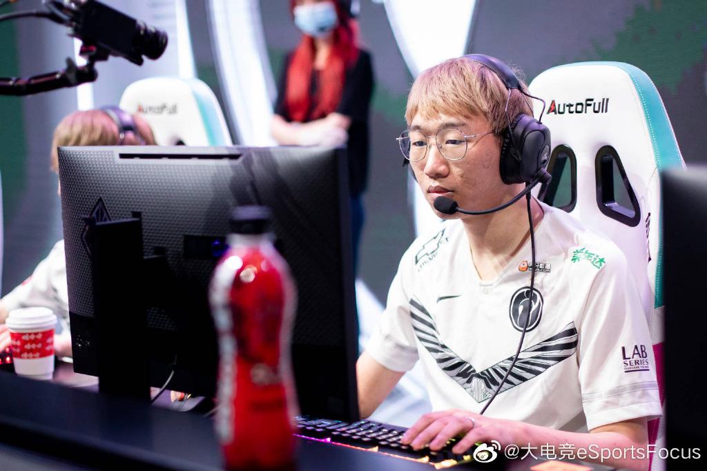 【坐谈客耳】IG首秀:Xun或将是Ning的完美代替者
